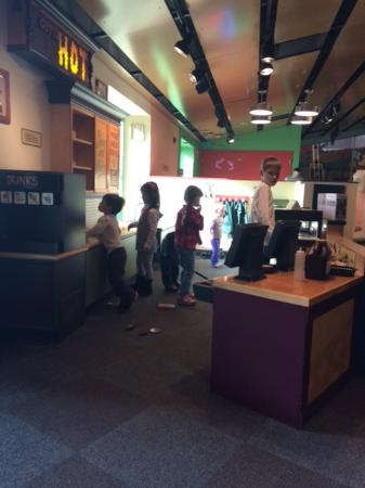 "Kohl Children's Museum: Kids Working Hard at ""Potbelly"""