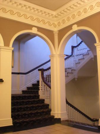Spokane Club Inn : Interior Lobby