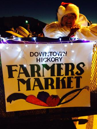 Downtown Hickory Farmers Market