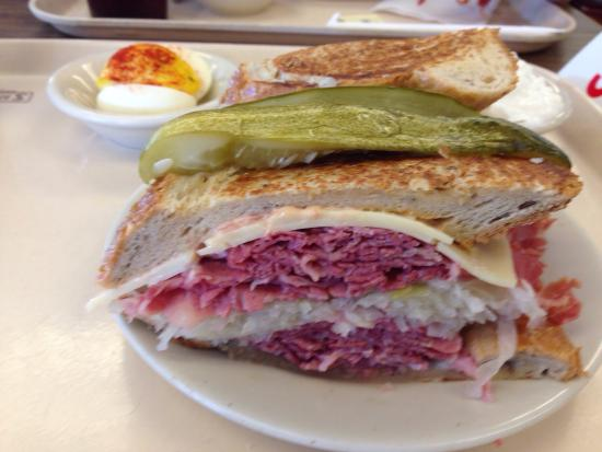 Shapiro's Delicatessen: Great stuff