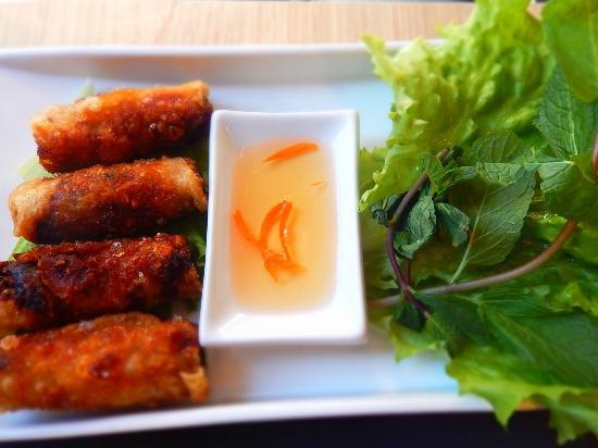 Seito Restaurant Sushi & Grill : Nems