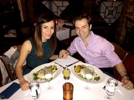 Dinner at Estia, Philadelphia