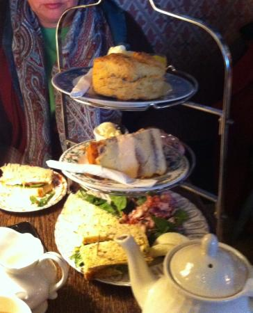 Afternoon Tea Picture Of Biddy S Tea Room Norwich Tripadvisor