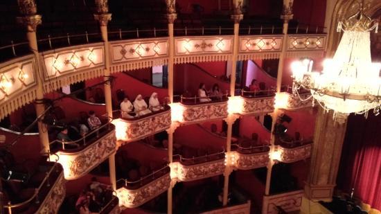 Teatro Nacional: Vista Del Teatro
