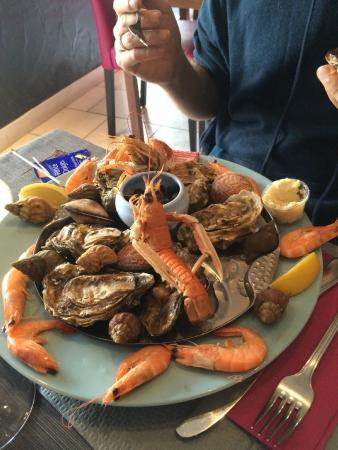 La Loubine : Еда
