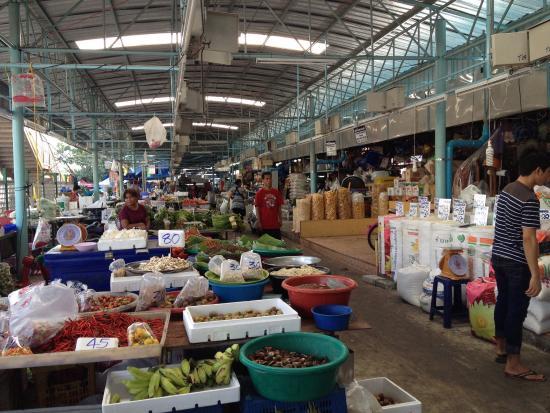 Khlong Toei Market : Market