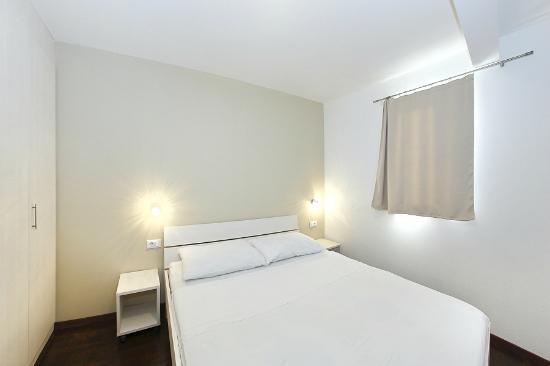 Villa Sv. Petar : Bedroom