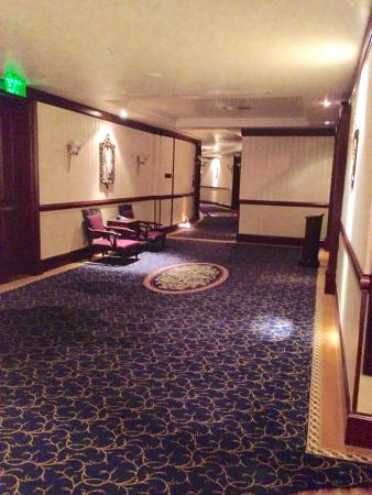 Imperial Hotel Spa: Холл на этаже