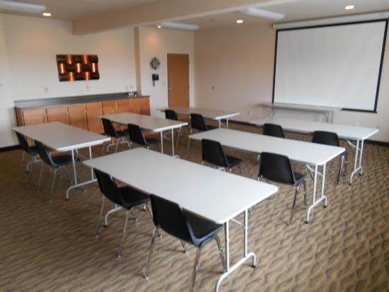 Settle Inn & Suites Harlan: Meeting Room