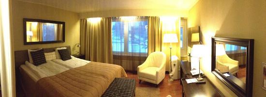 Hotel Sorsanpesa: Bedroom