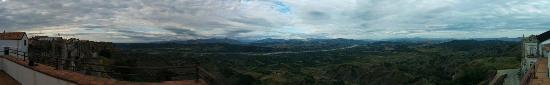 Montalbano Jonico, Italy: dal nostro terrazzo