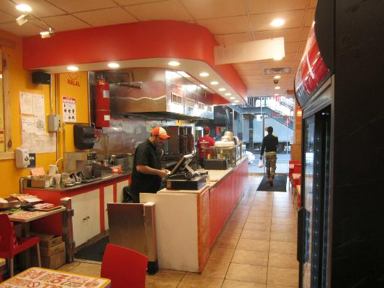 Shawarmania: Hole-in-the-Wall storefront