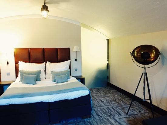 Fort Resort Beemster: hotel kamer