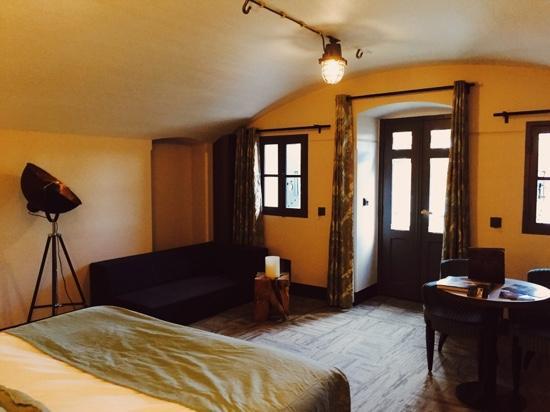 Fort Resort Beemster: hotelkamer