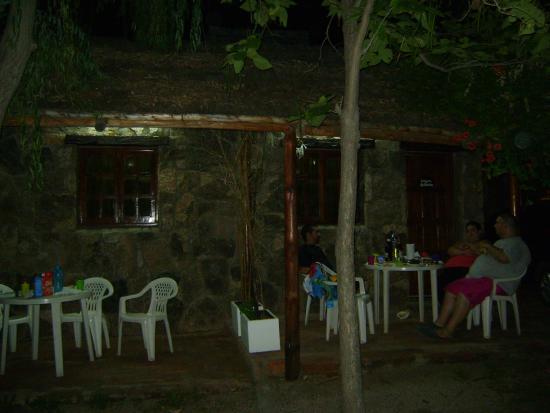Cabanas Hojas de Campo
