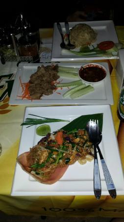Khao Yai Garden Lodge : restaurant