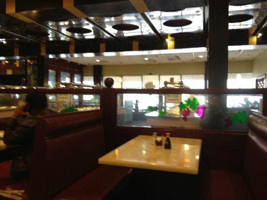 King Super Buffet: Interior