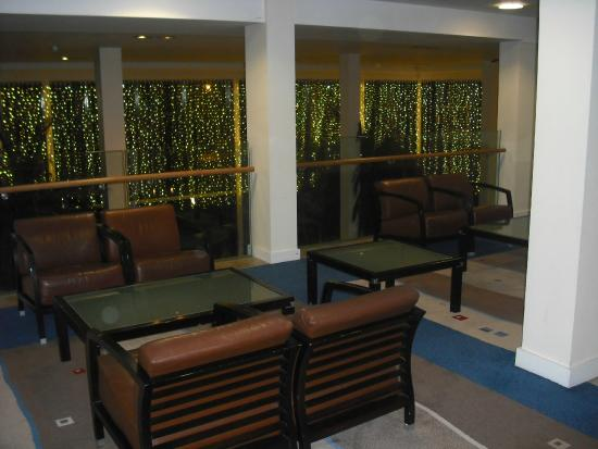 Radisson Blu Hotel, Letterkenny: Seating area