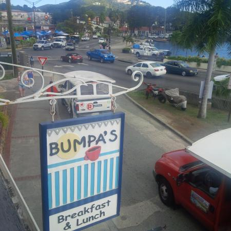Bumpa's: View from Top