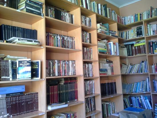 Isla Morena: libros y pelis