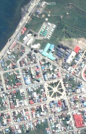 Isla Morena: muy cerca de la plaza de armas
