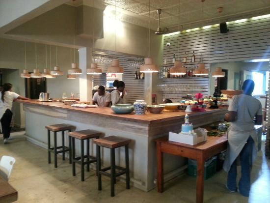 Bambanani: Coffee bar