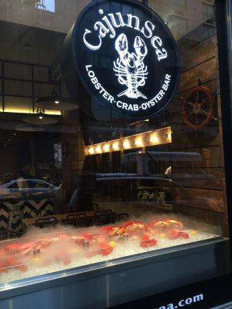 The Crustacean Seafood NYC