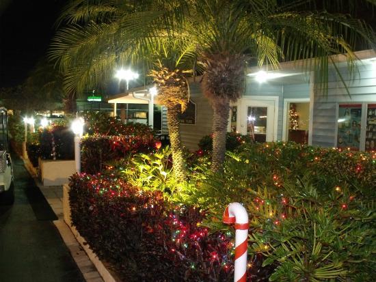 Villas at Fortune Place: vista parcial do condomínio, administração