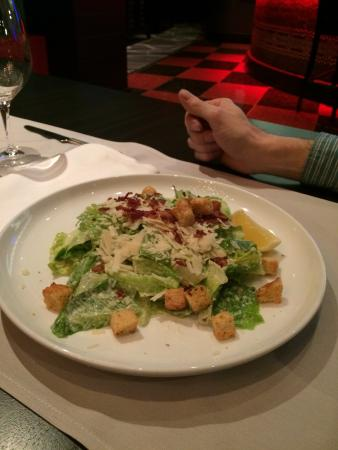 21 Club : Caesar Salad