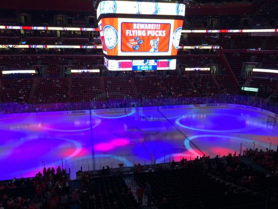 BB&T Center: Panters-Canadiens