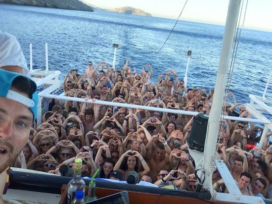 Malia Booze Cruise 2018 All You Need to Know Before You Go with