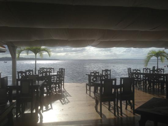 El Limbo on the Sea Hotel : área para desayunar de Hotel Limbo