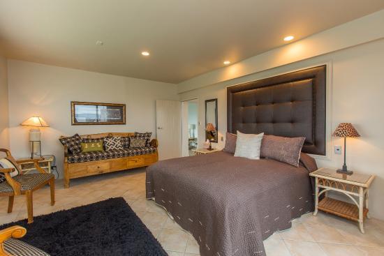 Peppers on the Point - Lake Rotorua: Lake Villa Apartment 2nd Bedroom