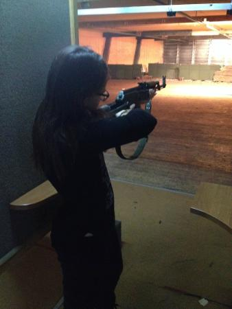 Krakow Shooting Range: AK47