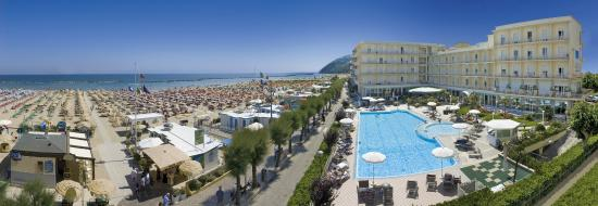Miramare Hotel & Spa: Hotel Miramare - Gabicce Mare (PU)