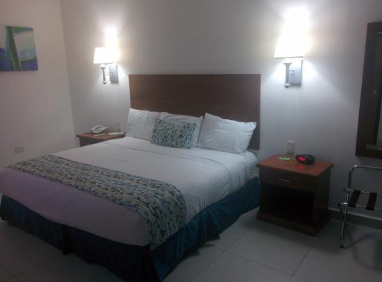 Booye Hotel : Habitacion
