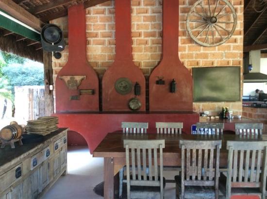 Porto Feliz, SP: restaurante