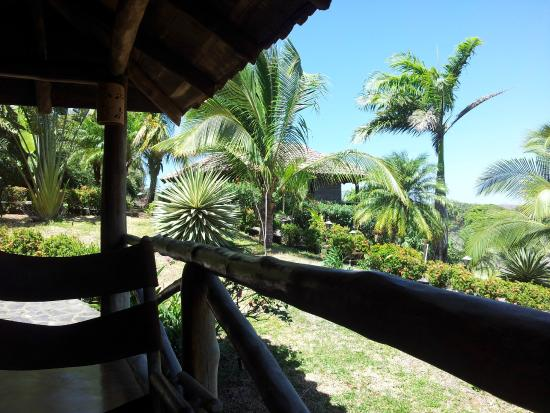 El Sabanero Eco Lodge: Room view