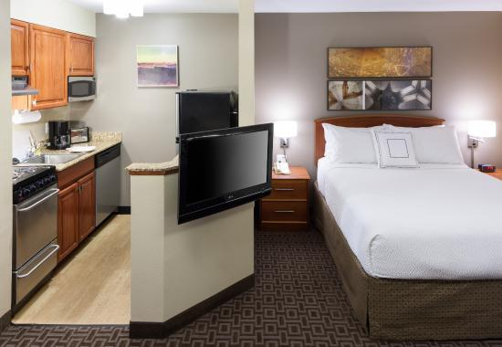 TownePlace Suites Bryan College Station: Studio Suite