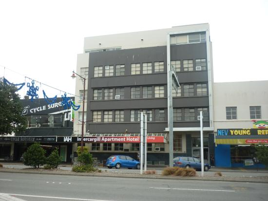 Ibis Styles Invercargill: Outside