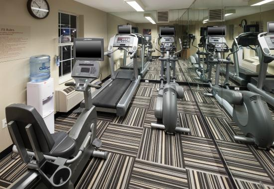 TownePlace Suites Bryan College Station: Fitness Center