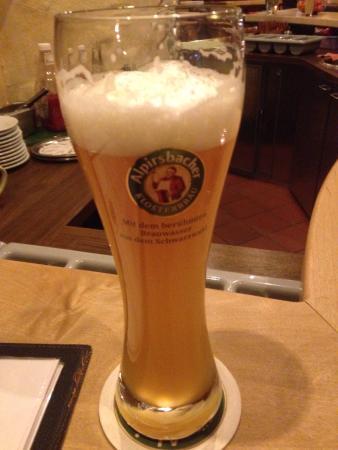 Zwickel & Kaps und Mi & Si : Bière blanche de Alpirsbach