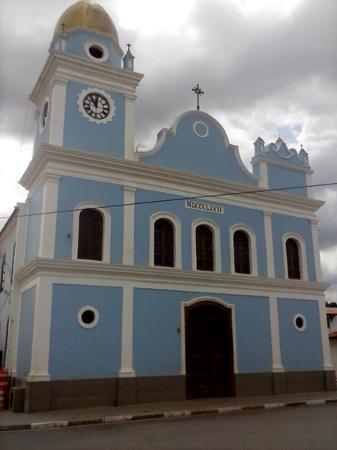 Aracariguama, SP: Localização central