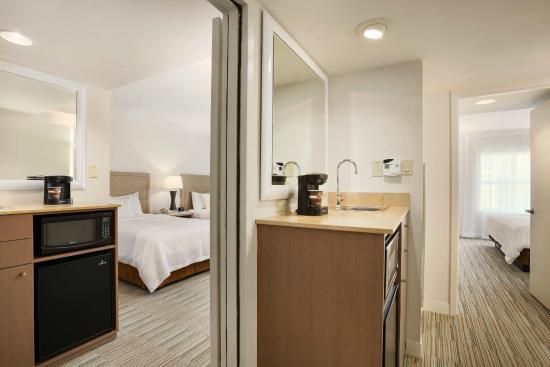 Two bedroom suite picture of embassy suites by hilton san juan hotel casino isla verde for 2 bedroom suites san juan puerto rico