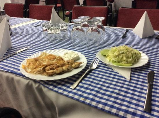 Hotel Car Samuil: Dinner