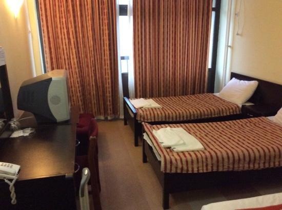 Hotel Car Samuil: My room