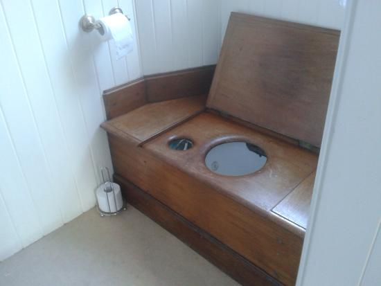 Toilet In Mauve Room Picture Of Castle Leslie Estate Glaslough