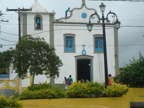 Igreja Matriz de Sao Miguel Arcanjo