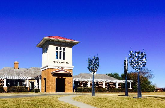 Prince Michel Winery : Best winery in Virginia!!