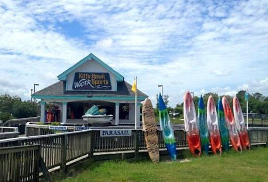 Corolla Parasail: Find us here, in the TimBuck II Shopping Plaza!